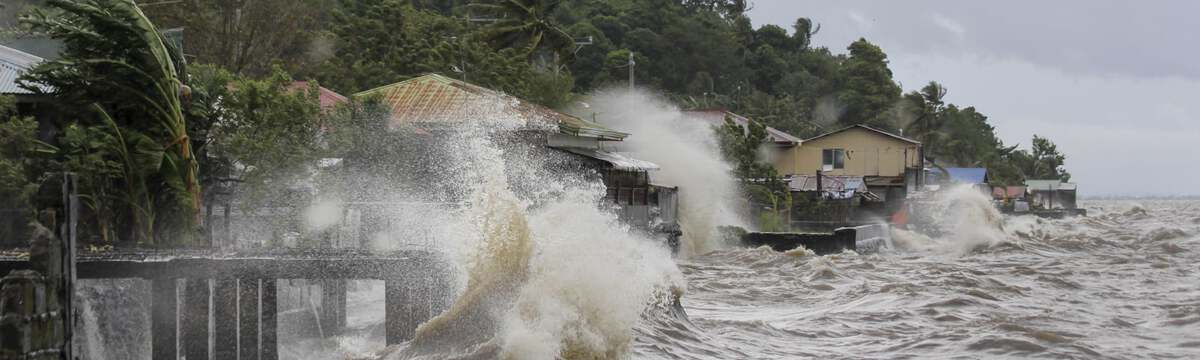 Predict Wind Speeds of Tropical Storms